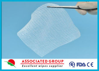 Cotton Non Woven Gauze Swabs 10 x 10 , X-ray Detectable Gauze Swabs