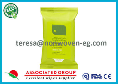 Clean Individually Packaged Hand Wipes Antibacterial Travel Size
