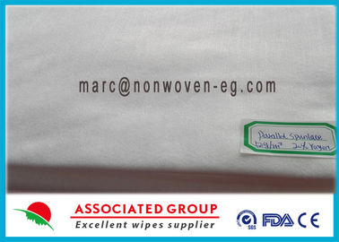 Anti Static Spunlace Non Woven Fabric Cloth Wet Wipes Fire Retardant