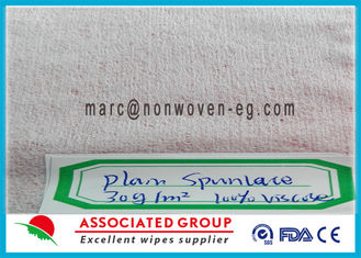 Eco Friendly Non Woven Fabric Rolls / Non Woven Synthetic Fabric