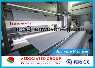 China Printed Spunlace Nonwoven Fabric 100 % Viscose / Rayon / Cellulose / Woodpulp / Pulp supplier