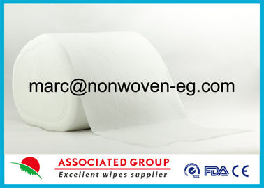 Multi - Purpose Non Woven Fabrics For Wet Wipes / Sanitary Pad / Face Mask Sheet / Diaper