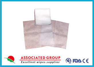 Antibacterial Disposable Nonwoven Gauze Swabs 10 X 10 Household Size Design