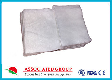 Latex Free Mesh Spunlace Non Woven Gauze Swabs For First Aid At Daily Life