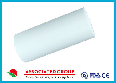 Breakpoint Cutting Non Woven Roll , Spunlace Fabric Food Grade Wipes 80~1200PCS