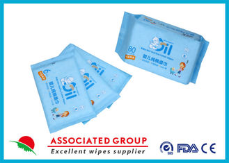 China Pure Cotton Non Alcoholic Baby Wet Wipes supplier