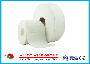 China Cross Lapping Spunlace Non Woven Roll supplier