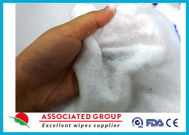 Foam Ingredients Body Wash Gloves Water Spraying Fresh Scent 100 % PET 95GSM