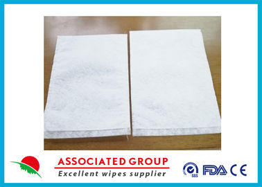 Bathing Body Wash Gloves With Needle Punch Nonwoven Fabric 22 * 15cm Size