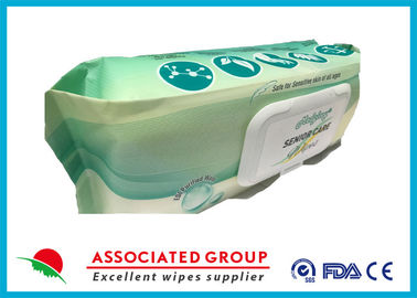 Adult Wipes Hypo-allergenic Washcloths Incontinence Cleanup
