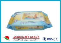 China 99 % Pure Water Baby Wet Wipes company