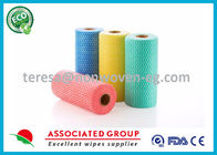 China Disposable Fabric Cleaning Wipes Washcloths , Toilet Cleaning Wipes company