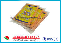 China Clean Room Wet Tissue Wipes Non Woven Food Grade Private Lable company