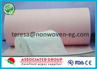 China Antibacterial Disposable Dry Wipes Cleaning 2 Rolls Per Pack For Hospital company