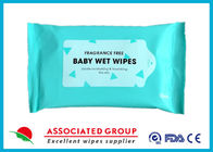Fragrance Free Natural Baby Wipes No Chemicals Gentle Moisturizing Nourishing Skin